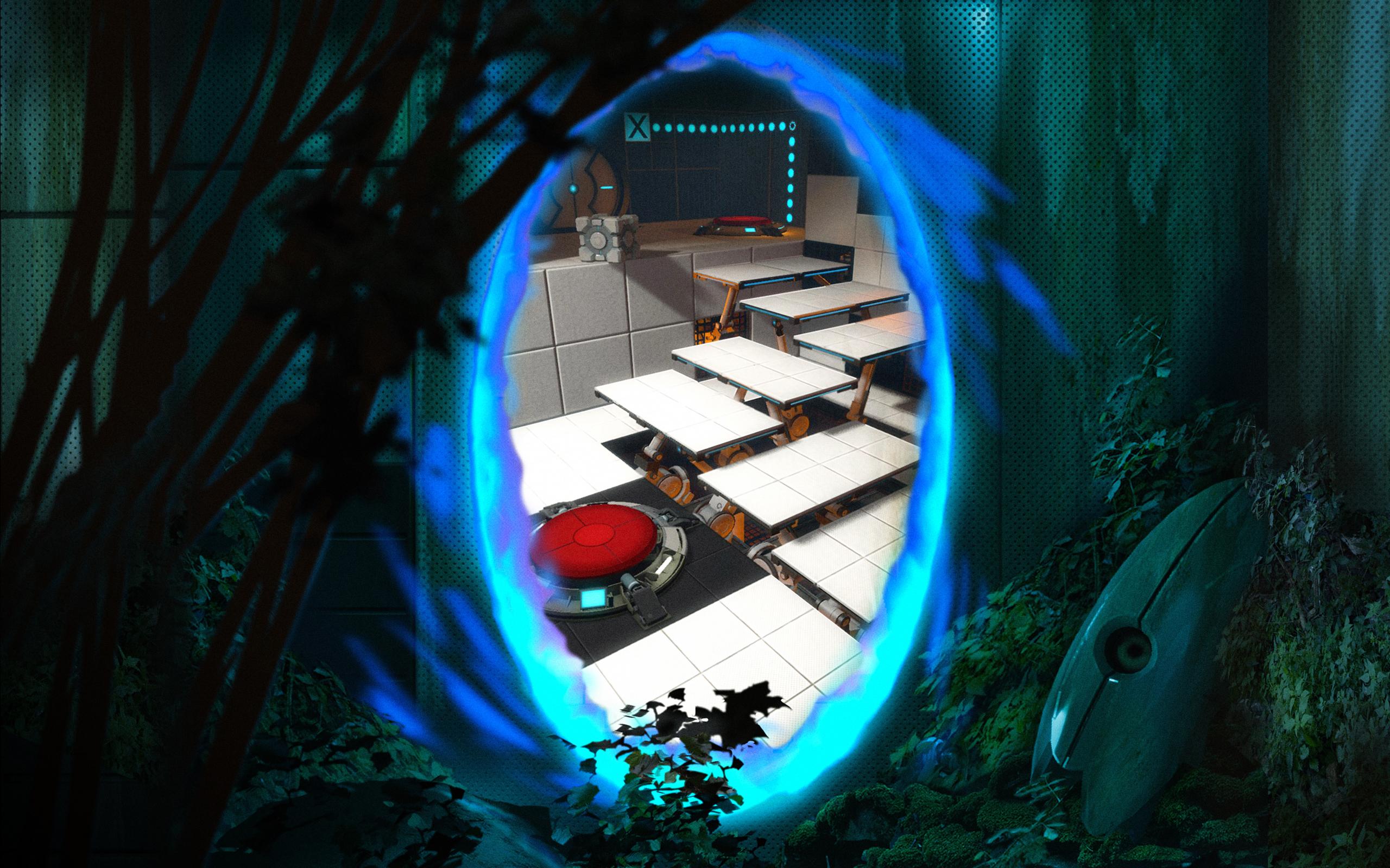 Portal 2 HD Wallpaper | Background Image | 2560x1600 | ID ...