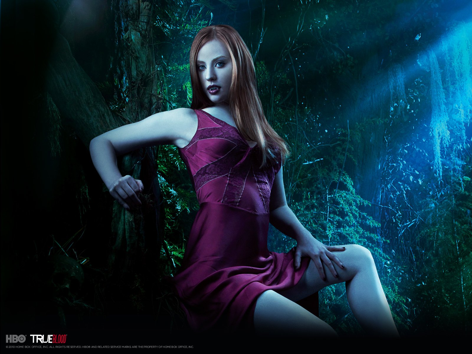 Televisieprogramma - True Blood  Wallpaper