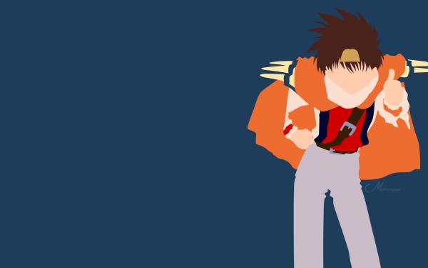 Anime Saiyuki Goku Fondo de pantalla HD   Fondo de Escritorio