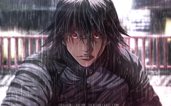Anime Zetman Jin Kanzaki HD Wallpaper | Background Image