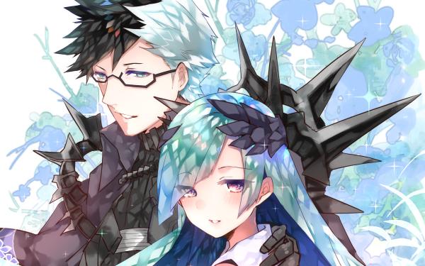 Anime Fate/Grand Order Fate Series Lancer Saber Sigurd Brynhildr HD Wallpaper | Background Image