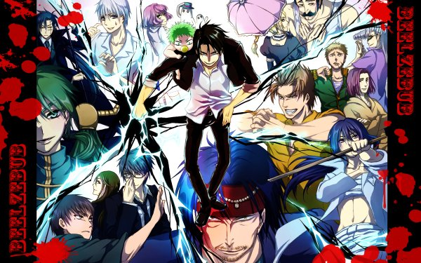 Anime Beelzebub Fond d'écran HD | Arrière-Plan