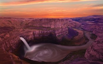 Earth - Palouse Falls Wallpapers and Backgrounds ID : 96598