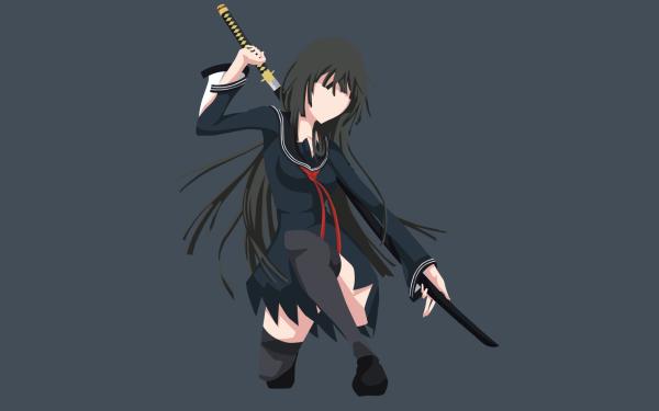 Anime Black Bullet Kisara Tendo HD Wallpaper   Background Image