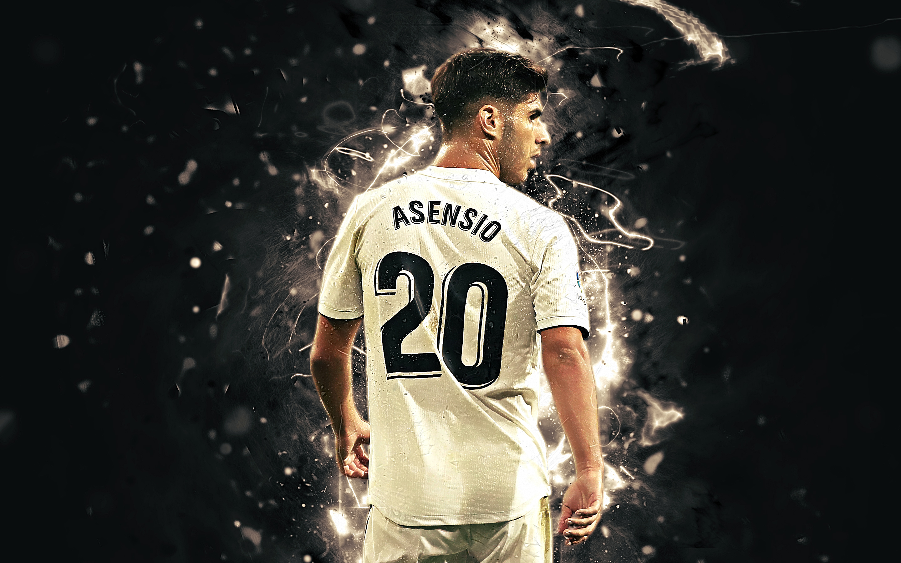 Marco Asensio Willemsen Real Madrid Fondo De Pantalla Hd