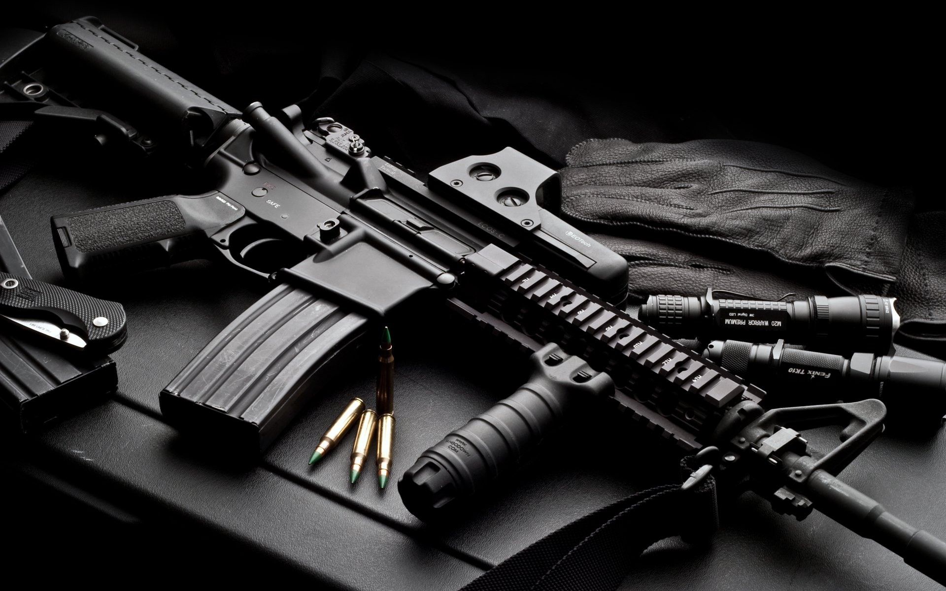 1950 Weapons HD Wallpapers