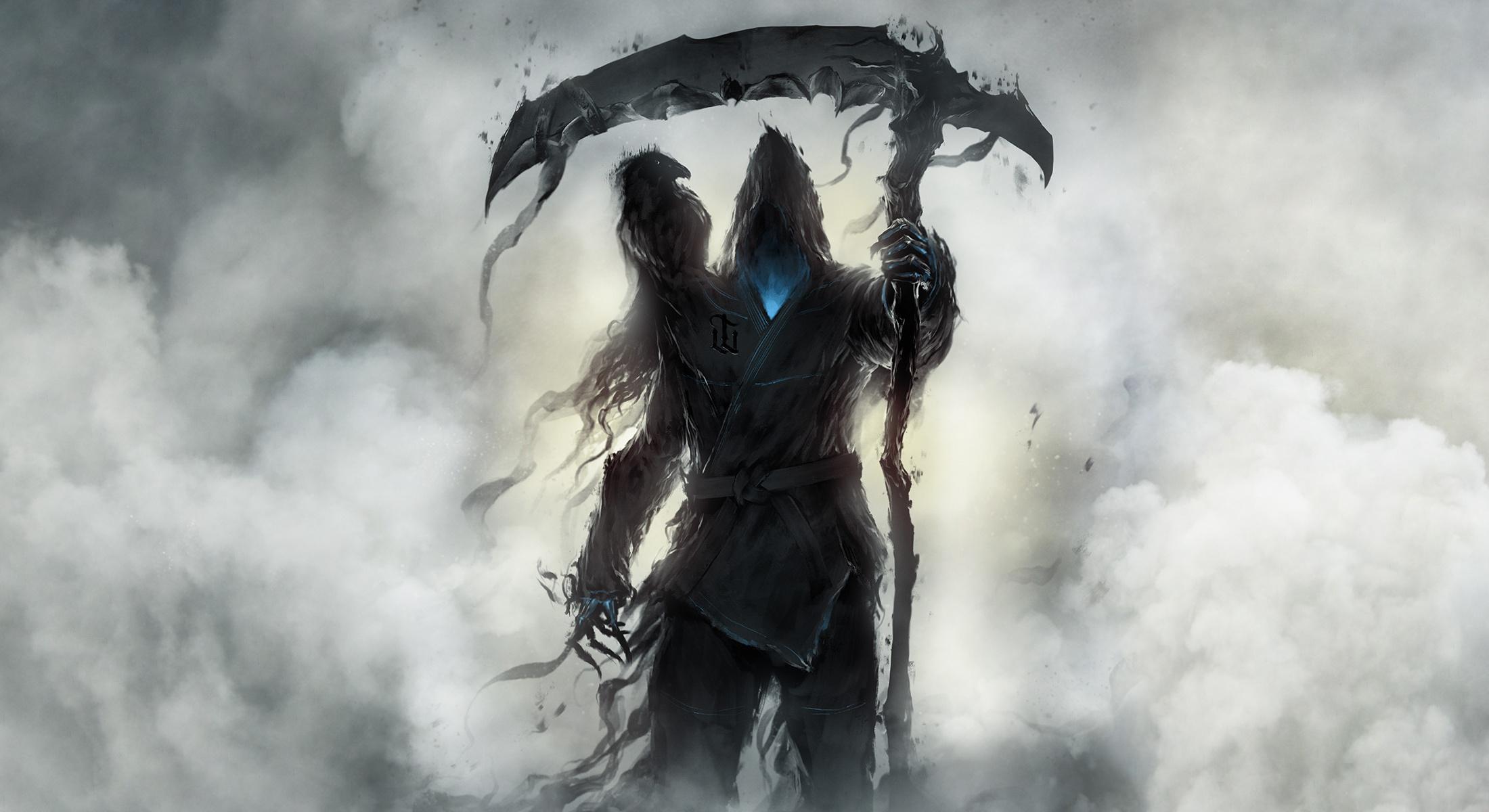 Grim Reaper HD Wallpaper | Background Image | 2200x1200 ...