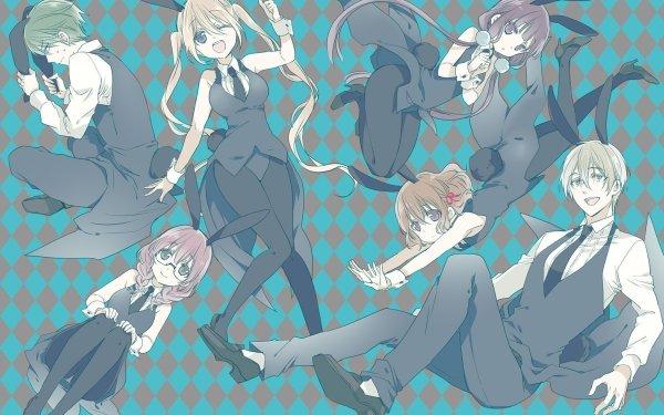 Anime Blend S Maika Sakuranomiya Mafuyu Hoshikawa Kaho Hinata Miu Amano Dino Kouyou Akizuki HD Wallpaper | Background Image