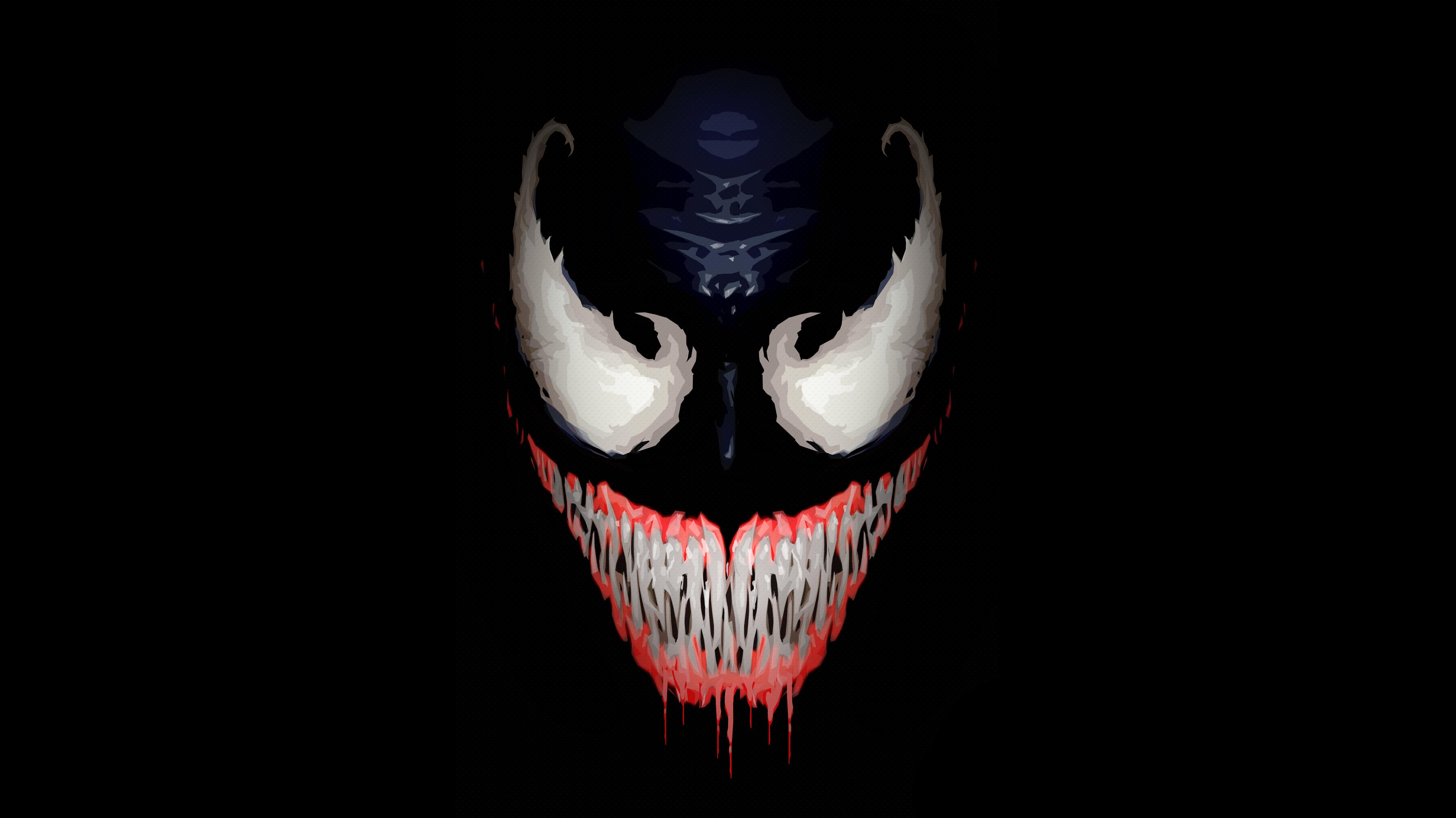 Venom 5k Retina Ultra HD Wallpaper | Background Image ...