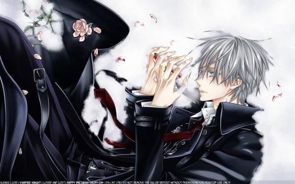 Anime Vampire Knight Zero Kiryu HD Wallpaper   Background Image