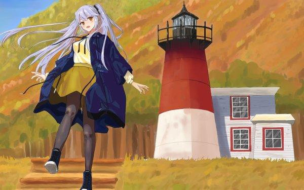 Anime Azur Lane Essex HD Wallpaper   Background Image