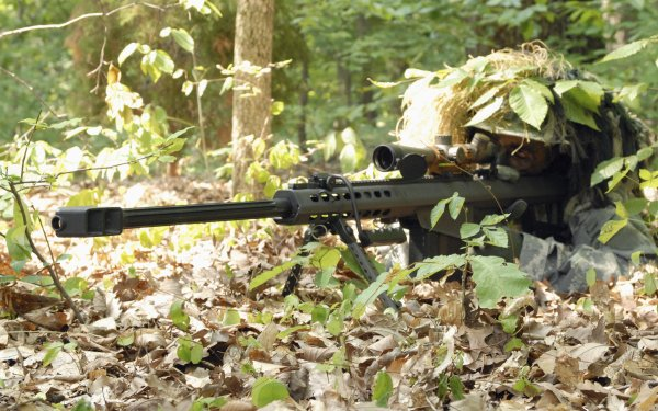Military Sniper U.S. Army Infantry War HD Wallpaper | Background Image
