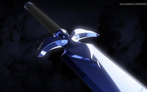 Anime Sword Art Online: Alicization Sword Art Online Night Sky Sword HD Wallpaper | Background Image