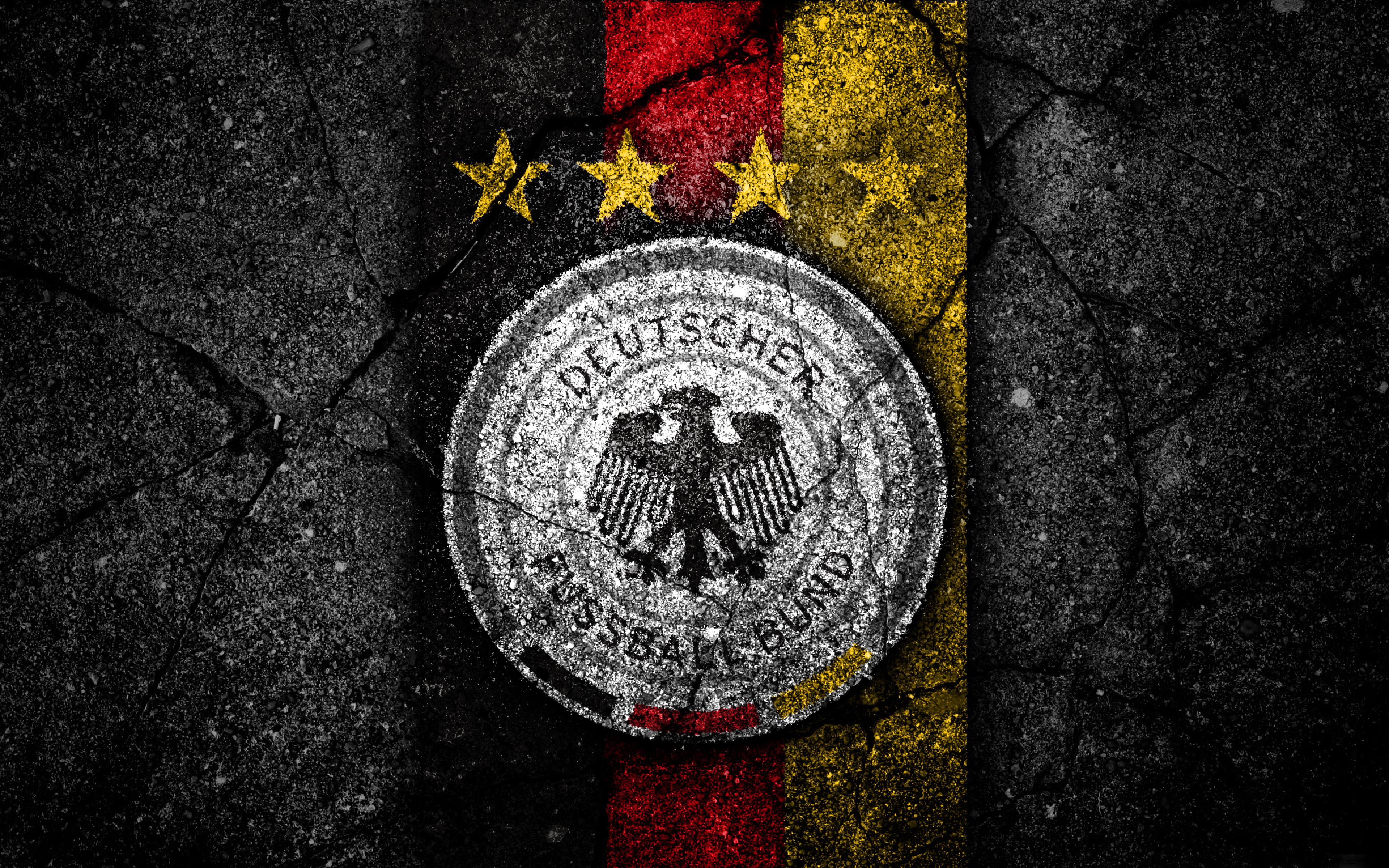 Germany National Football Team 4k Ultra HD Wallpaper  Background