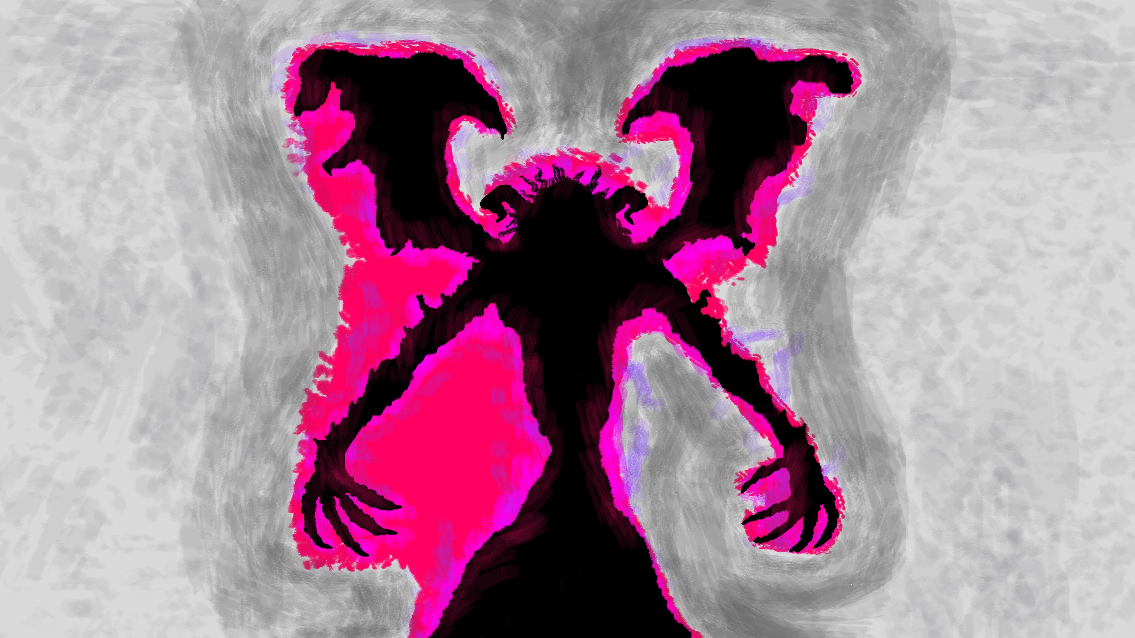 Black Clover Demon 4k Ultra HD Wallpaper   Background ...