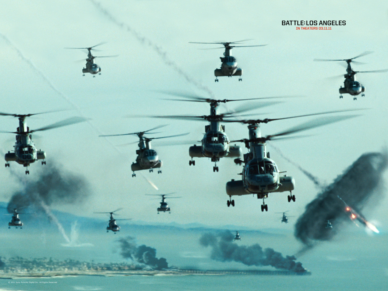 Battle Los Angeles images Wall paper 1 HD wallpaper and background ...