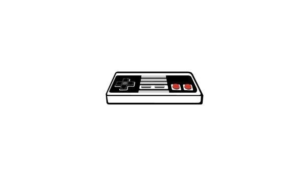 Videojuego NES Consolas Nintendo Controller Fondo de pantalla HD | Fondo de Escritorio