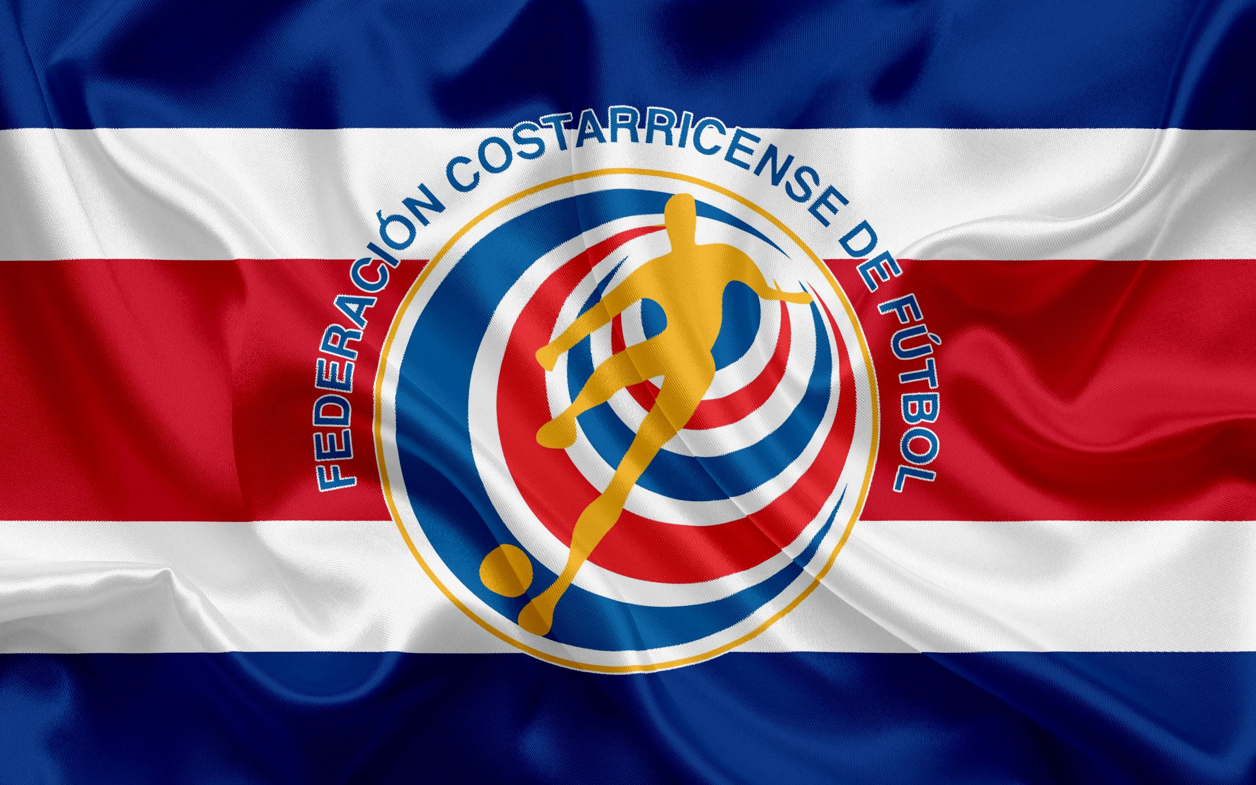 Costa Rica National Football Team Hd Wallpaper Background