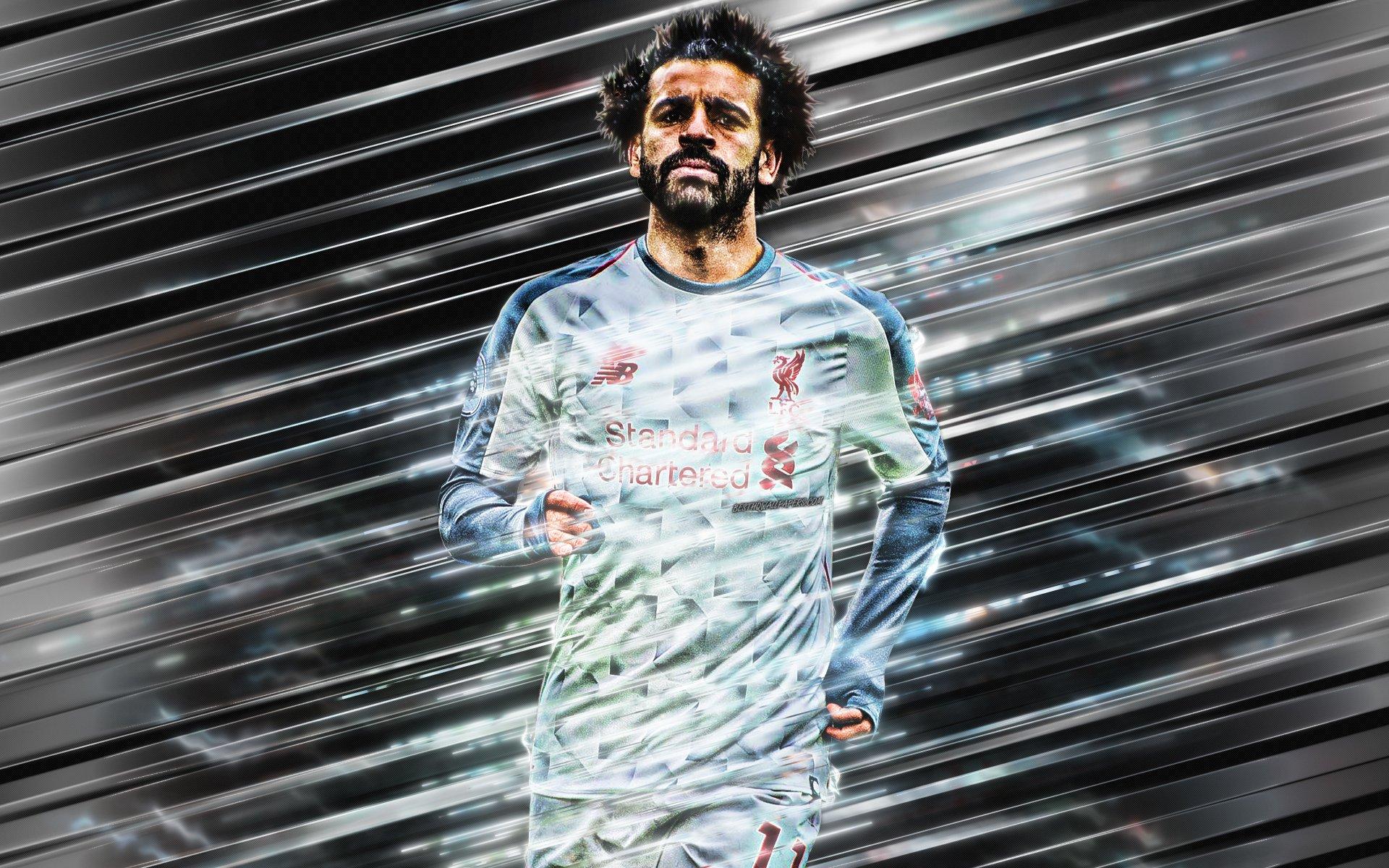 Mohamed Salah 4k Ultra HD Wallpaper