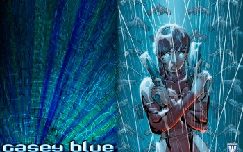 Comics - Casey Blue Wallpapers and Backgrounds ID : 98044