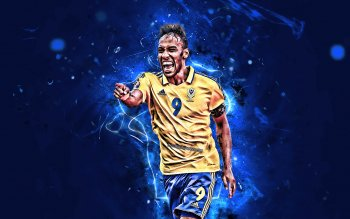 13 Pierre Emerick Aubameyang Hd Wallpapers Background Images Wallpaper Abyss