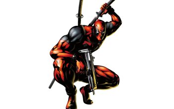 Comics - Deadpool Wallpapers and Backgrounds ID : 98126