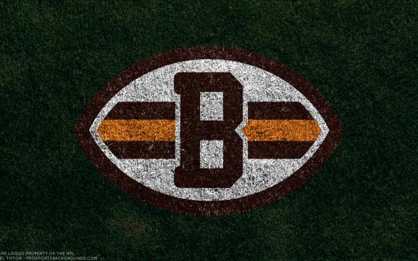 Sports Cleveland Browns Football Logo Emblem NFL HD Wallpaper | Background Image