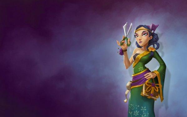 Video Game Dungeon Defenders II HD Wallpaper | Background Image