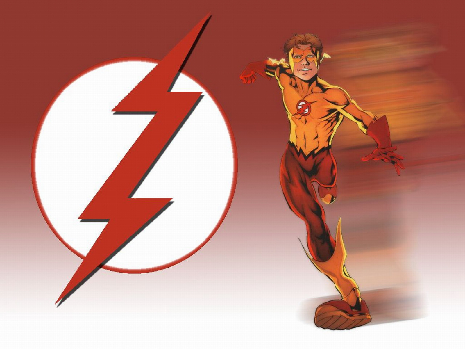 5 Kid Flash HD Wallpapers | Backgrounds - Wallpaper Abyss