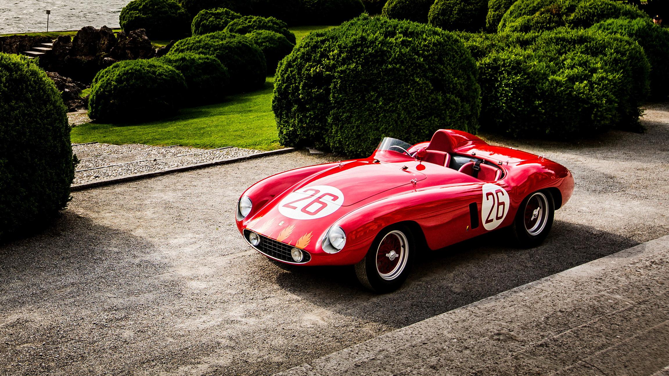 30+ Old Ferrari Race Car Wallpaper  Pics