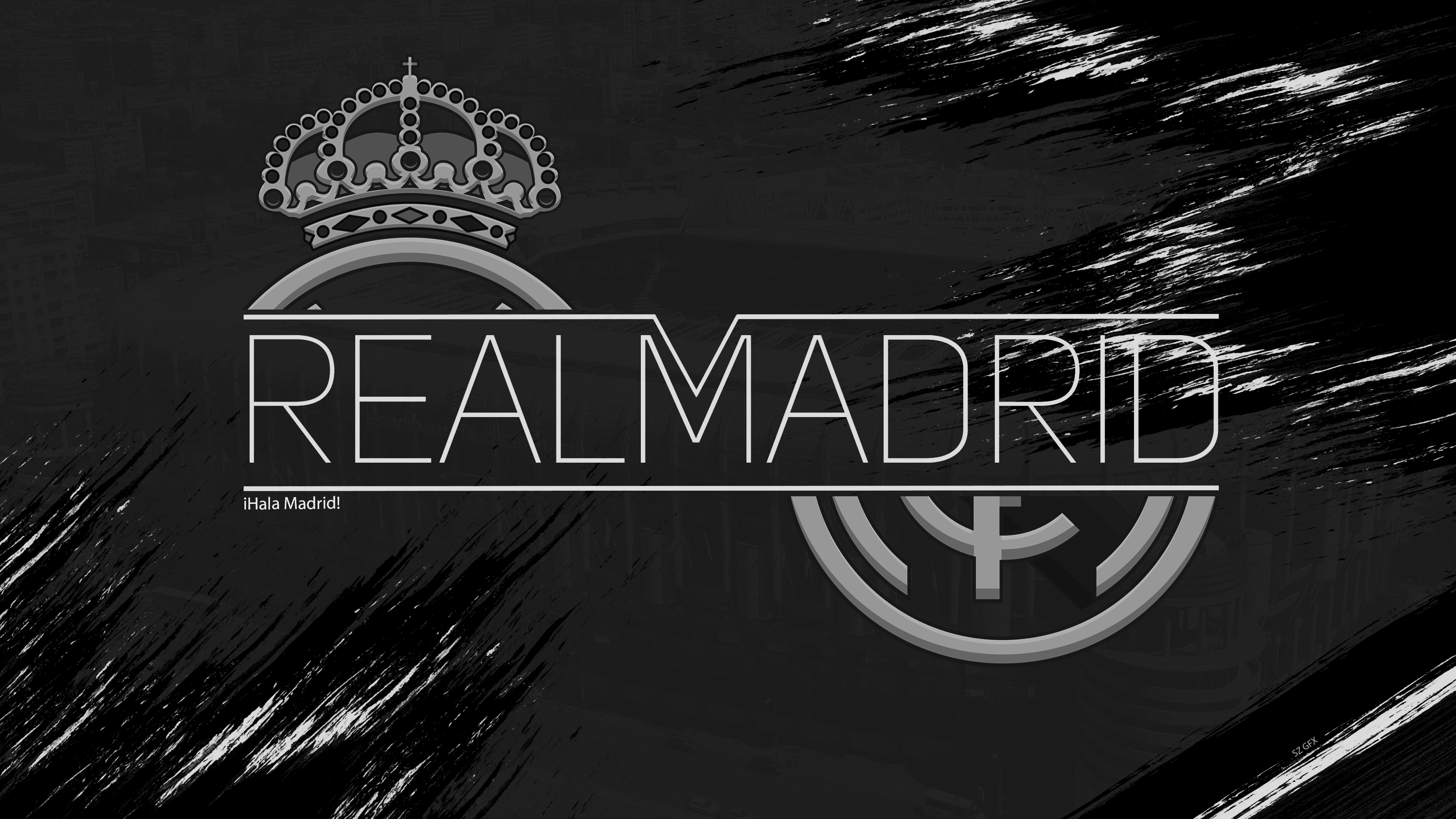 Real Madrid Cf Hd Wallpaper Background Image 3640x2048