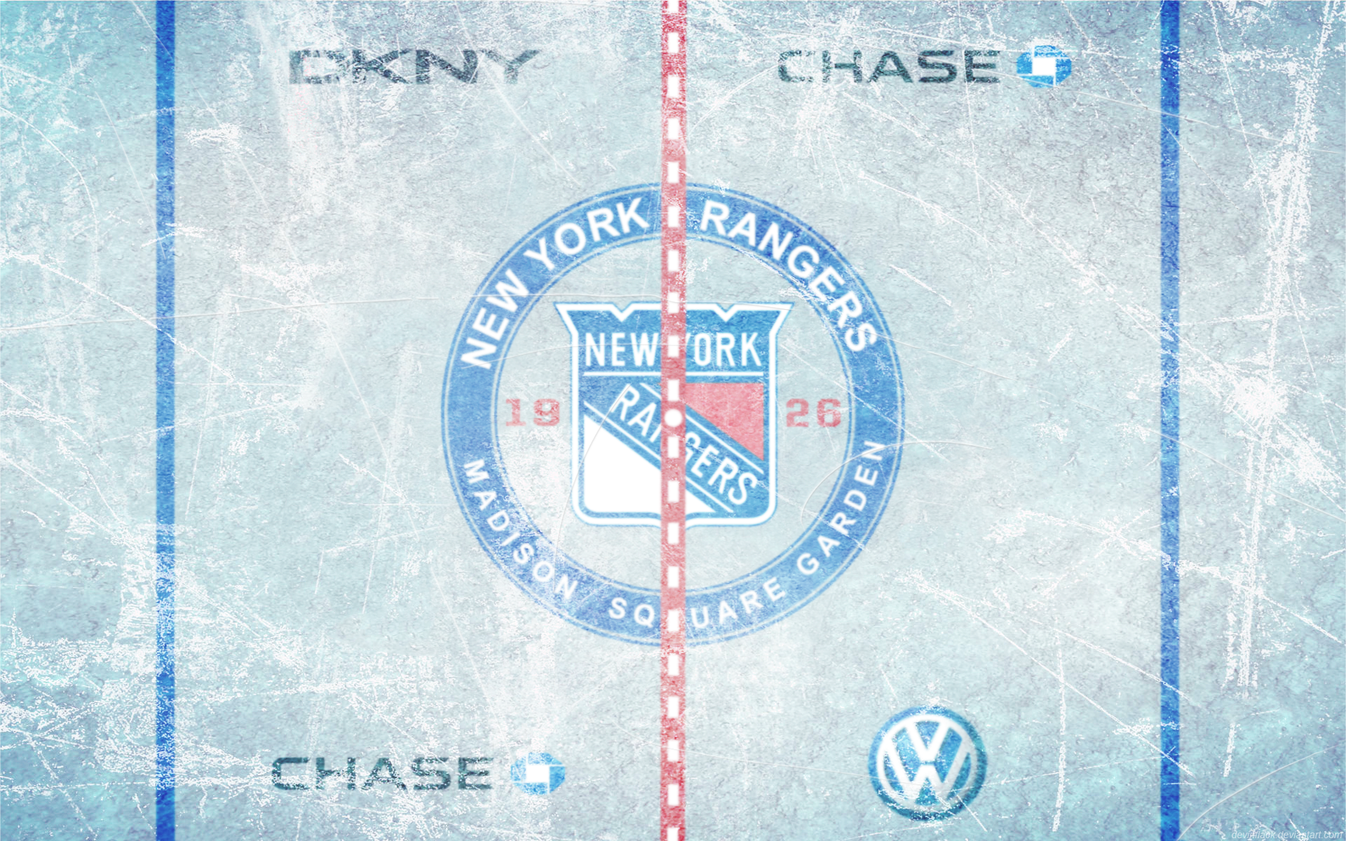 New York Rangers Hd Wallpaper Background Image 1920x1200 Id