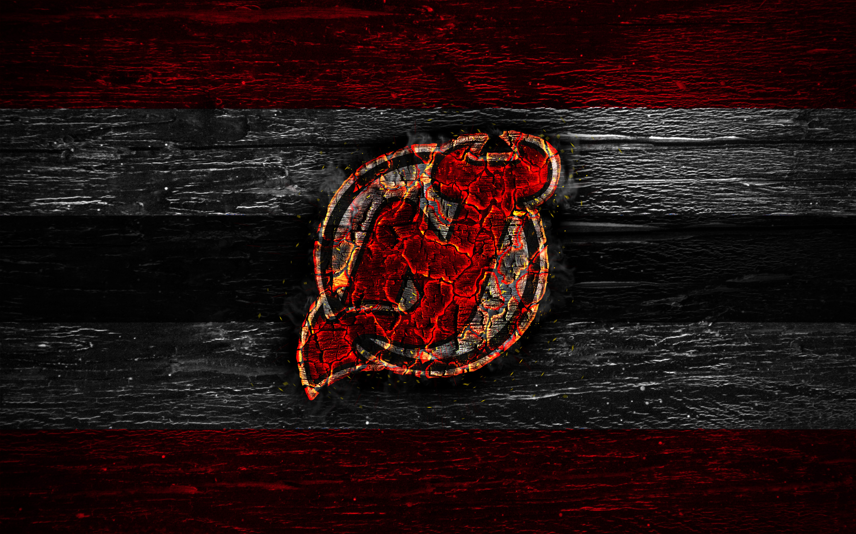 New Jersey Devils Hd Wallpaper Background Image 2880x1800 Id
