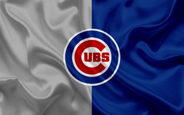 Sports Chicago Cubs Baseball MLB Logo HD Wallpaper | Background Image