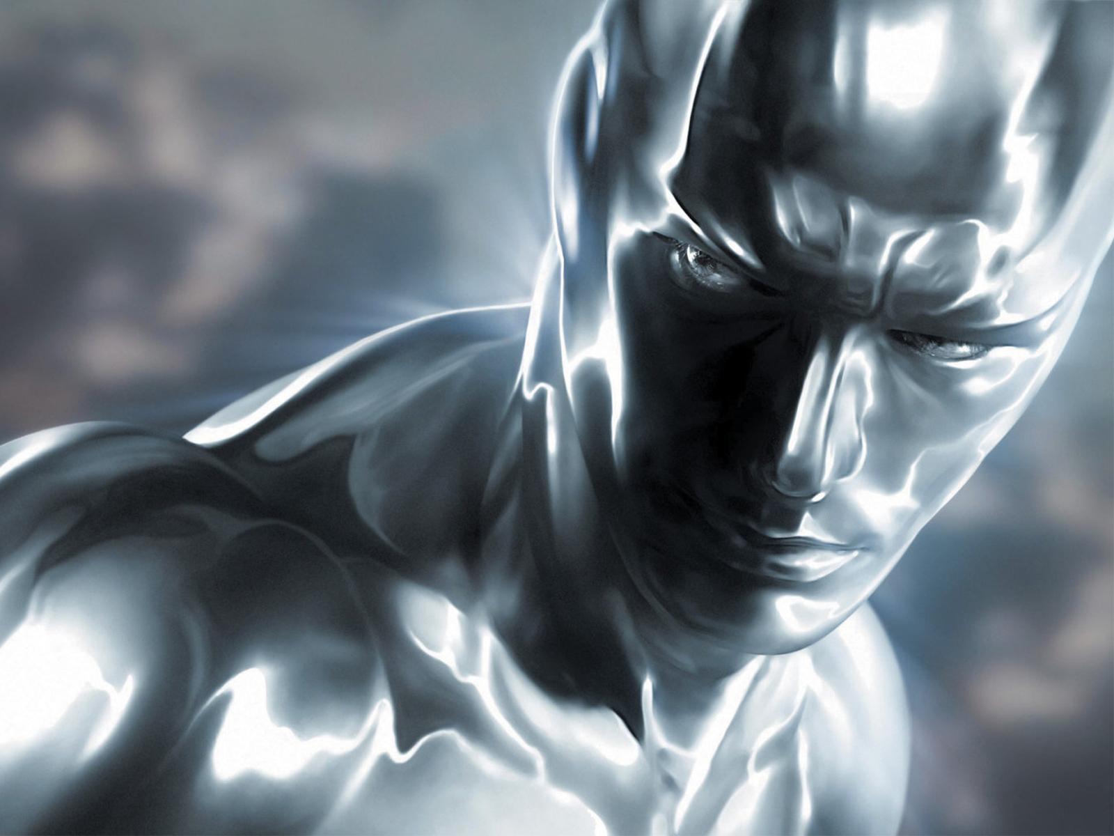 Комиксы - Silver Surfer  Обои