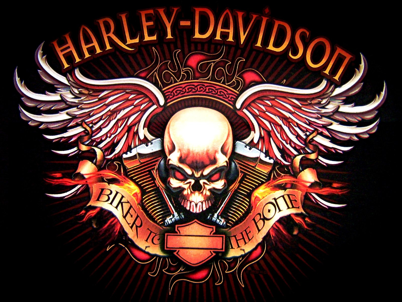 296 Harley Davidson HD Wallpapers