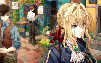 Violet Evergarden A Gallery By Crazydiamond Wallpaper Abyss Images, Photos, Reviews