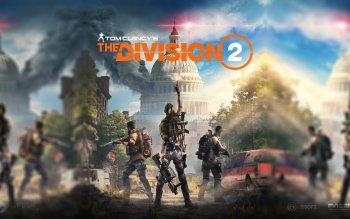 49 Tom Clancy S The Division 2 Hd Wallpapers Background