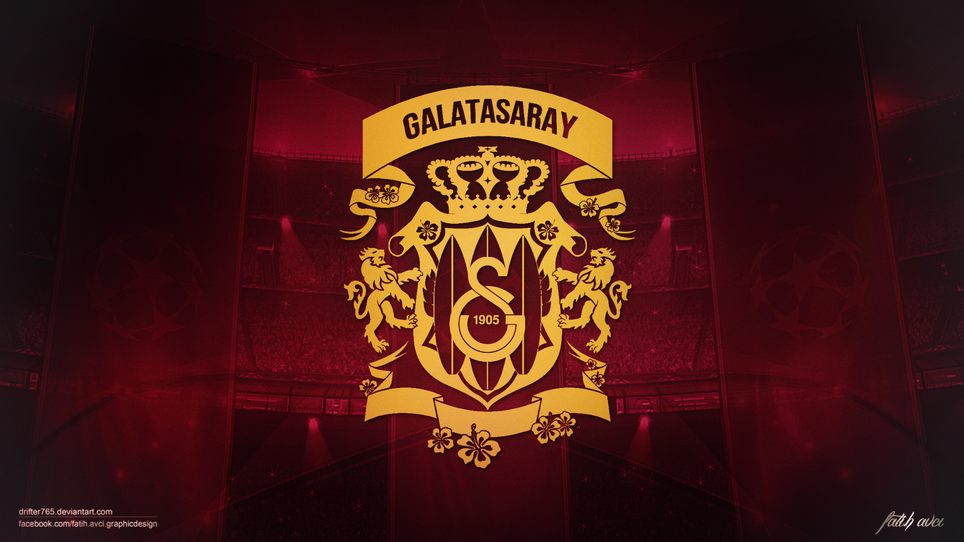 Galatasaray Sk Hd Duvar Kağıdı Arka Plan 1920x1080 Id986691
