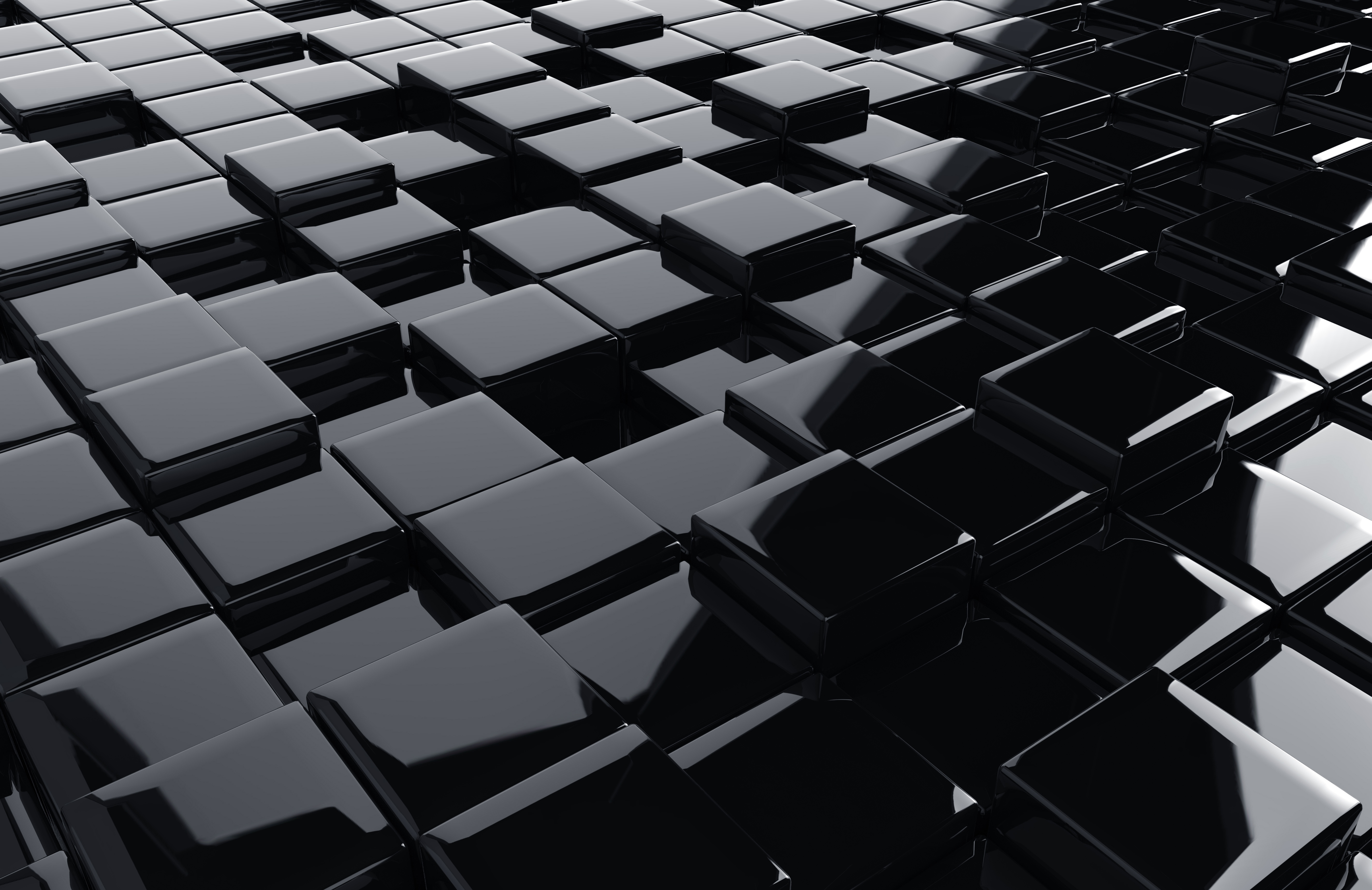 24+ Cube Wallpaper Black Pics