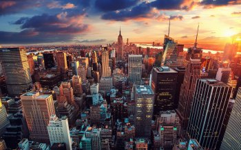 132 4k Ultra Hd New York Wallpapers Background Images Wallpaper Abyss