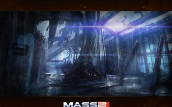 Video Game - Mass Effect 2 Wallpapers and Backgrounds ID : 98744