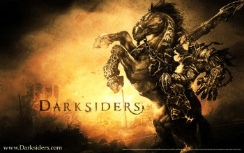 Video Game - Darksiders Wallpapers and Backgrounds ID : 98746