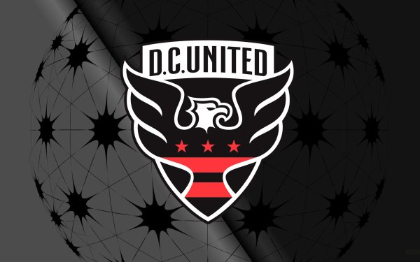 Sports D.C. United Soccer Club MLS Logo Emblem HD Wallpaper   Background Image