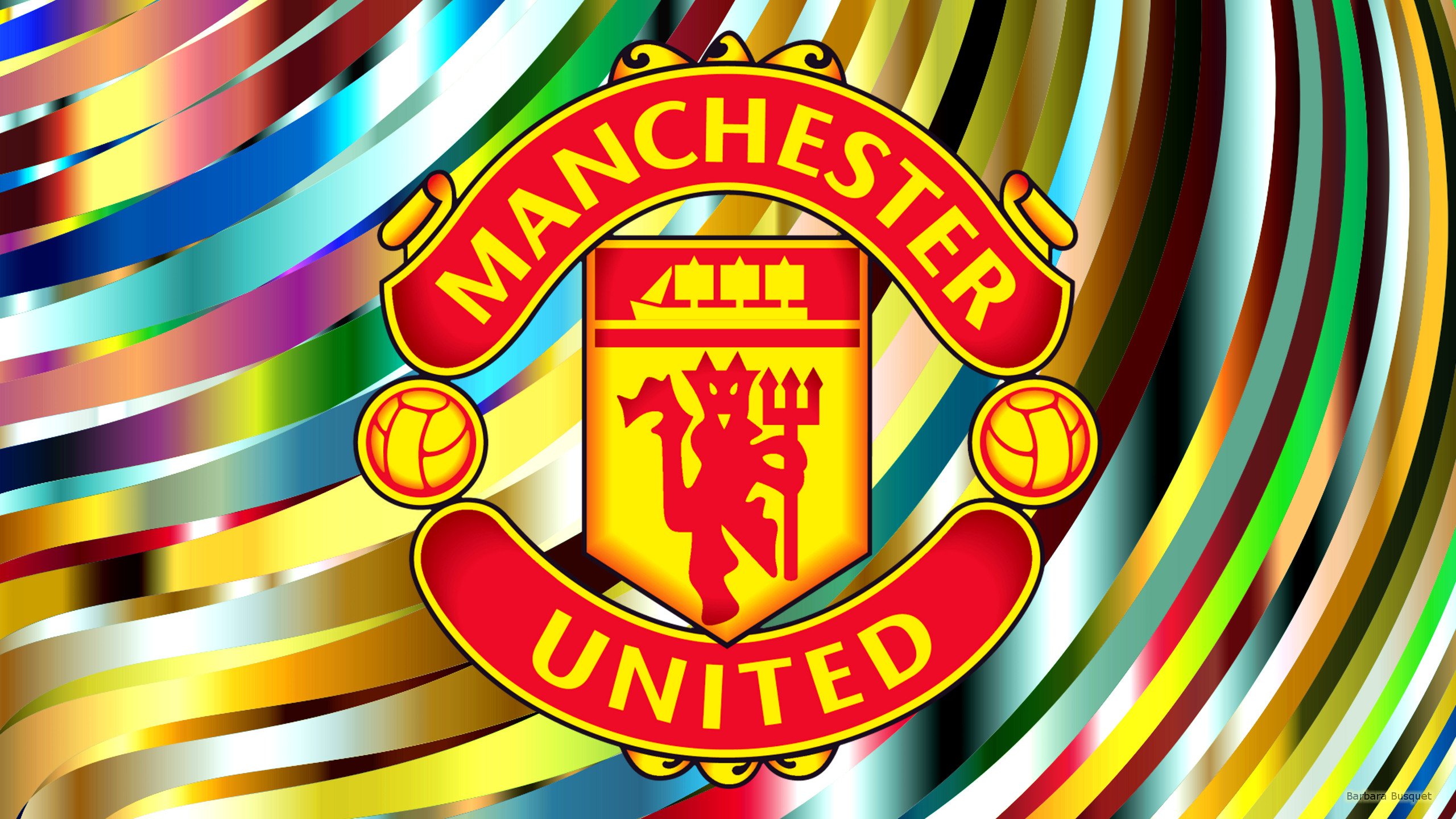 Manchester United F C HD Wallpaper
