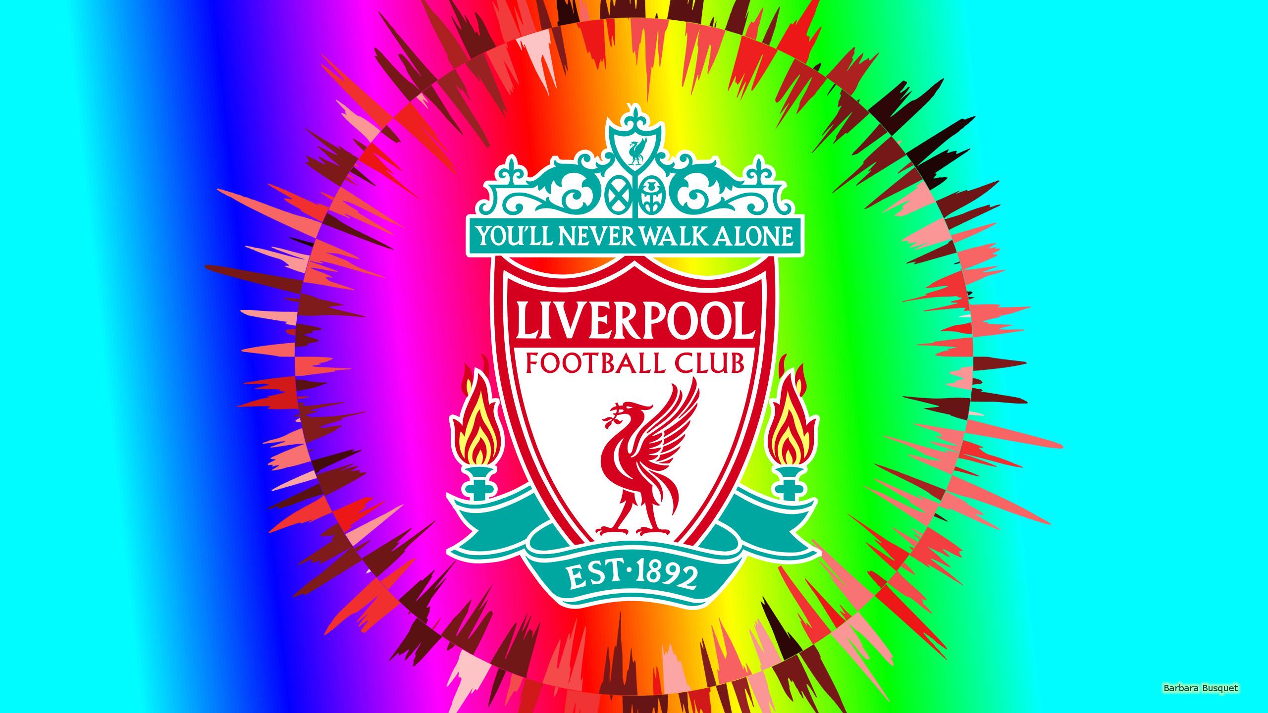Liverpool F.C. HD Wallpaper