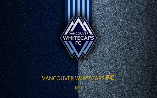 Sports Vancouver Whitecaps FC Soccer Club Logo Emblem MLS HD Wallpaper   Background Image