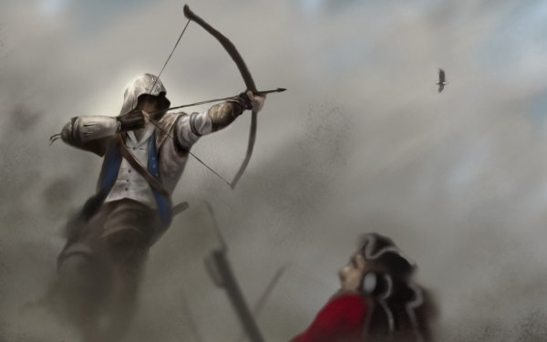 Video Game Assassin's Creed III Assassin's Creed Bow HD Wallpaper   Background Image