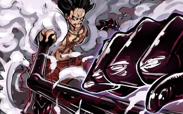Anime One Piece Monkey D. Luffy HD Wallpaper   Background Image