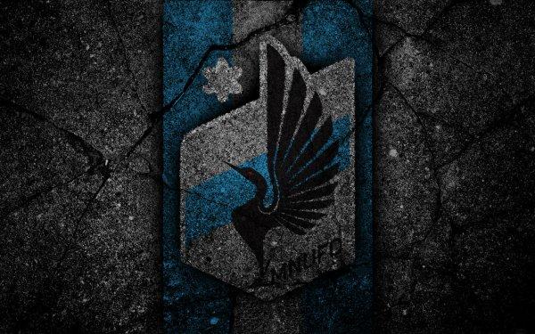 Sports Minnesota United FC Soccer Club Logo Emblem MLS HD Wallpaper   Background Image